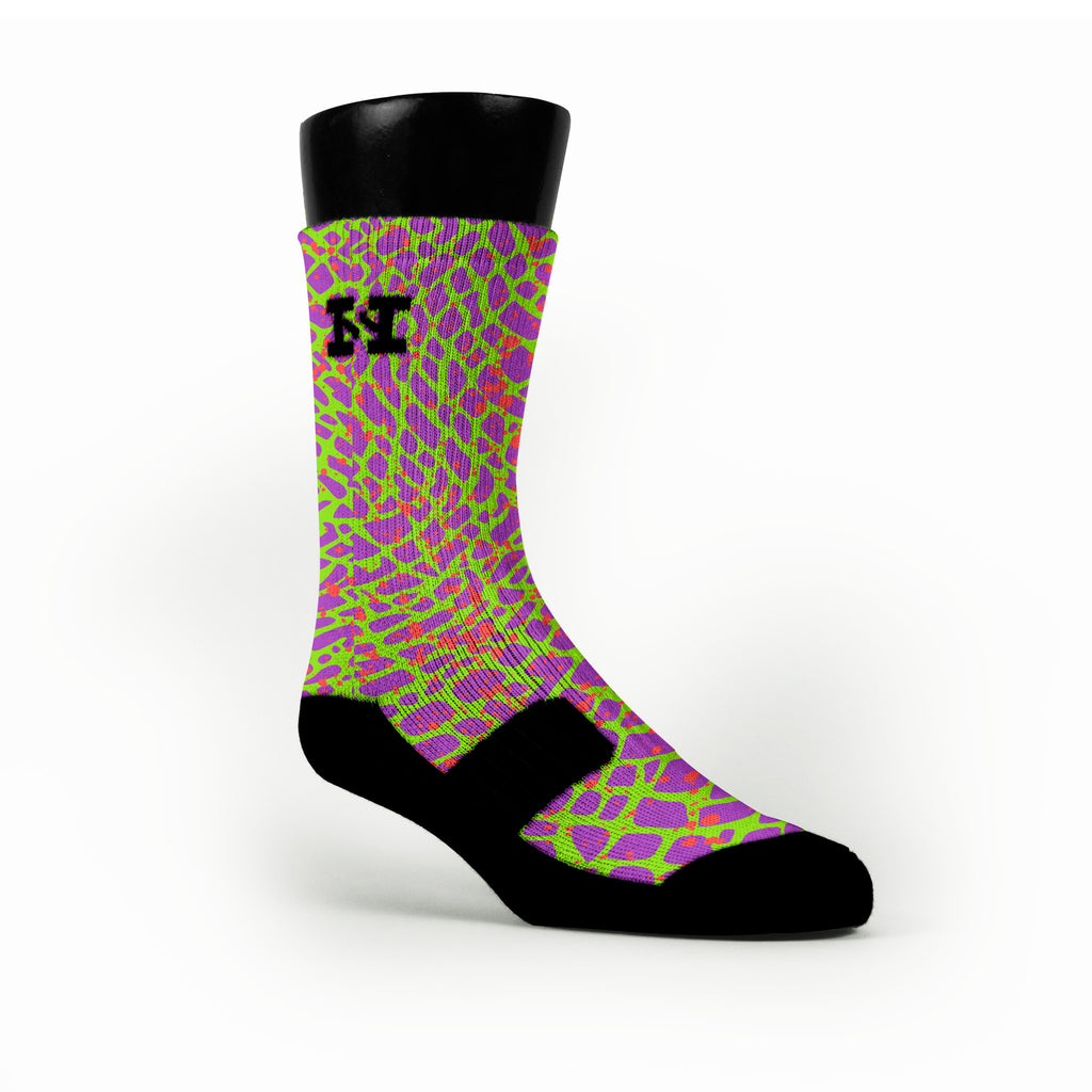 Mesh Custom HoopSwagg Socks