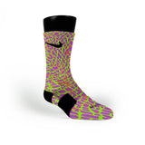 Mesh Custom Nike Elite Socks