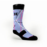 Miami Stix Custom HoopSwagg Socks