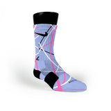 Miami Stix Custom Nike Elite Socks
