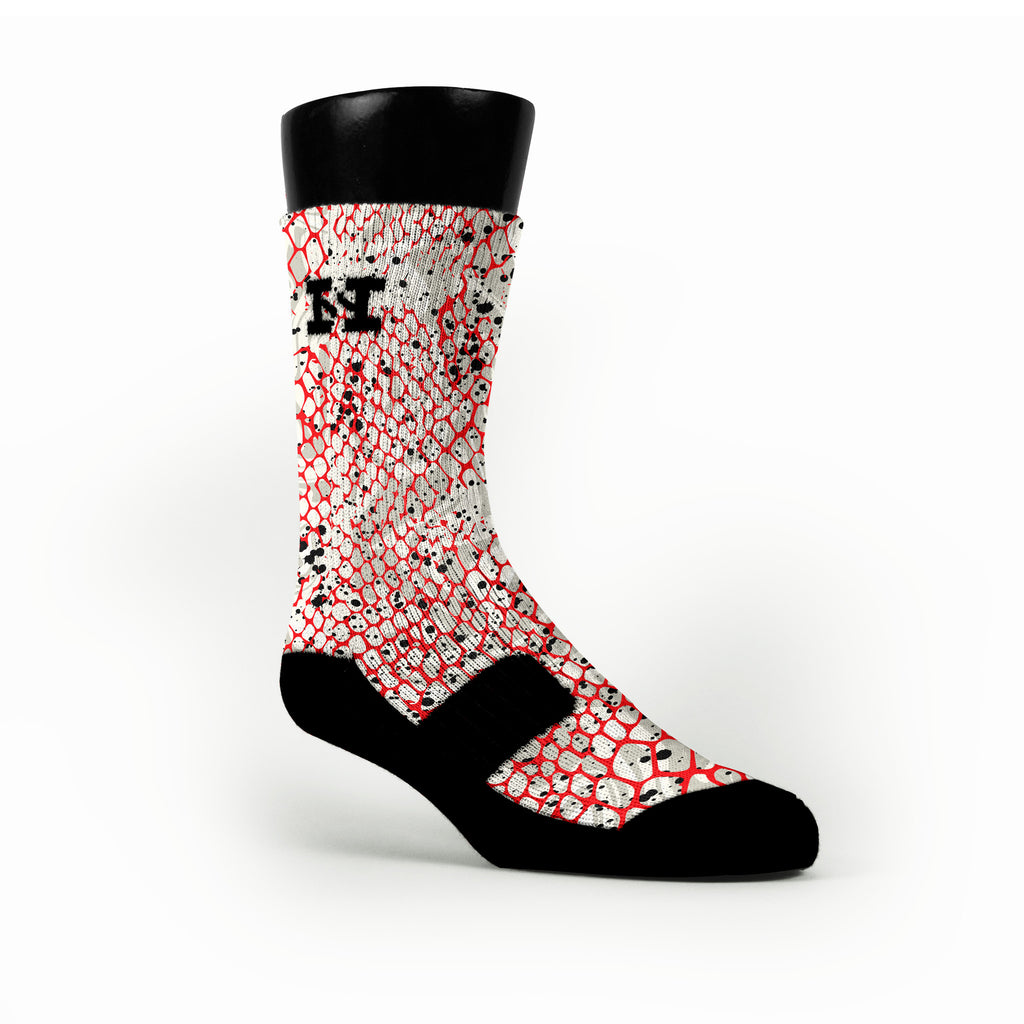 Milk Skin Custom HoopSwagg Socks