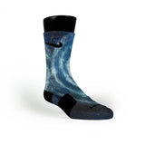 Milky Way Galaxy Custom Nike Elite Socks