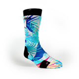 Mist Tropics Custom Notion Socks