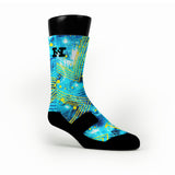 N7 Galaxy Custom HoopSwagg Socks