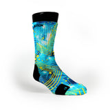 N7 Galaxy Custom Notion Socks