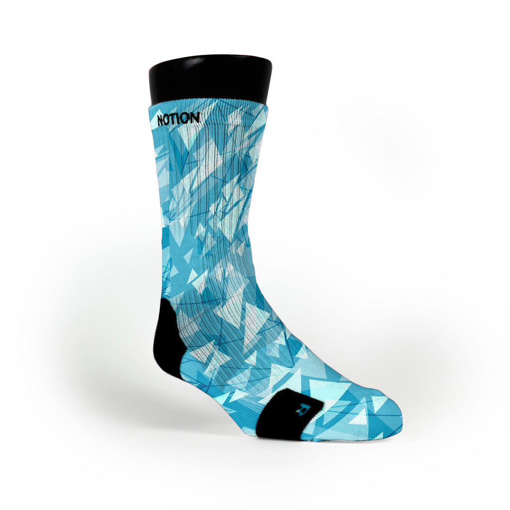 N7 Iceberg Custom Notion Socks