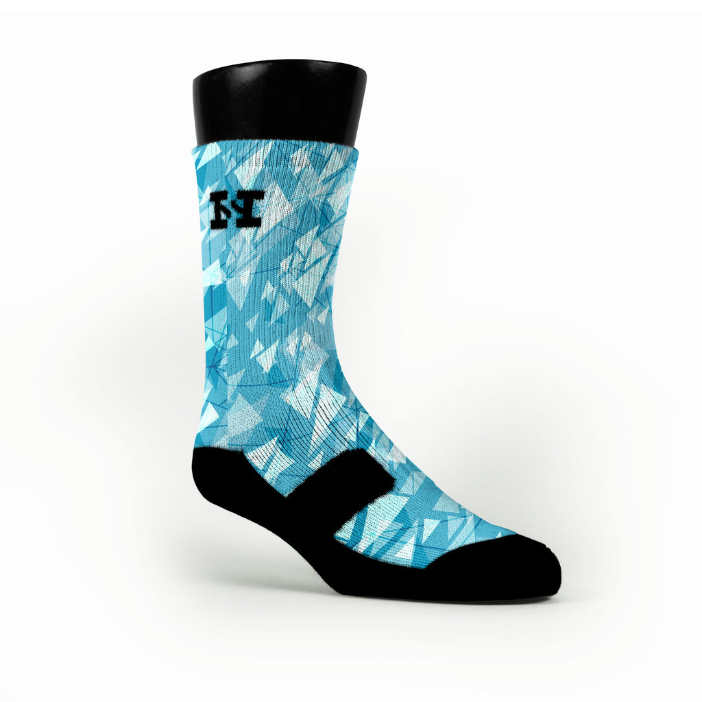 N7 Iceberg Custom HoopSwagg Socks