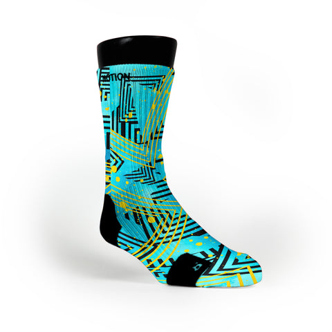 N7 Custom Notion Socks