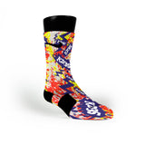 Nerf Splats Custom Nike Elite Socks