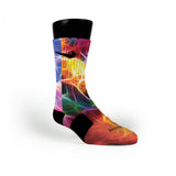 Neuron Magic Custom Nike Elite Socks