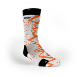Nyc 66 Quakes Custom Notion Socks