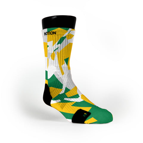 Oregon Hardwood Camo Custom Notion Socks