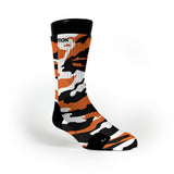 Oregon State Camo Custom Notion Socks
