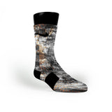 Paper Pain Custom Nike Elite Socks