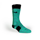 Pdx Carpet Twist Custom Nike Elite Socks