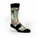Pineapple Camo Custom HoopSwagg Socks