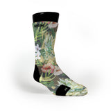 Pineapple Camo Custom Notion Socks