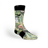 Pineapple Camo Custom Nike Elite Socks