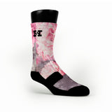 Pink Diesel Custom HoopSwagg Socks