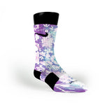 Plum Garden Custom Nike Elite Socks