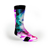 Prism Diamonds Custom Notion Socks