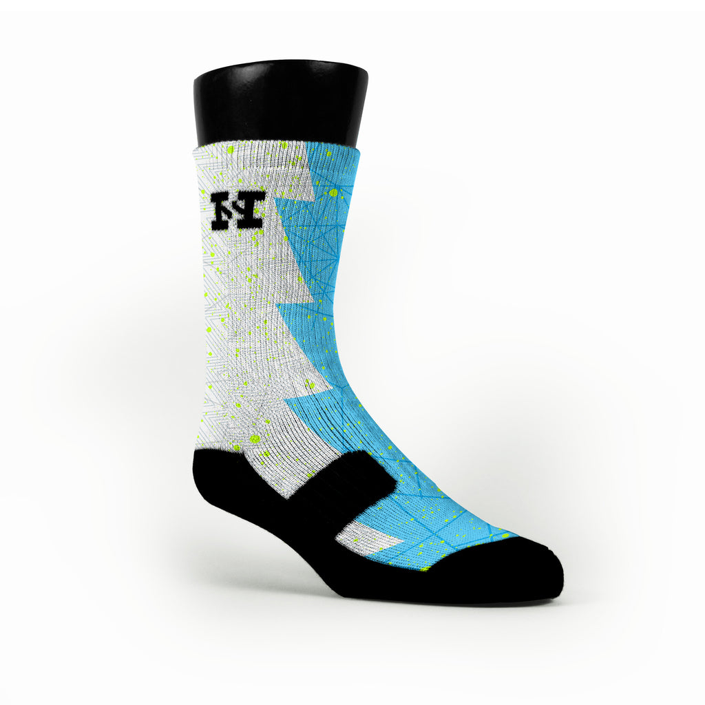 Pure Razor Custom HoopSwagg Socks