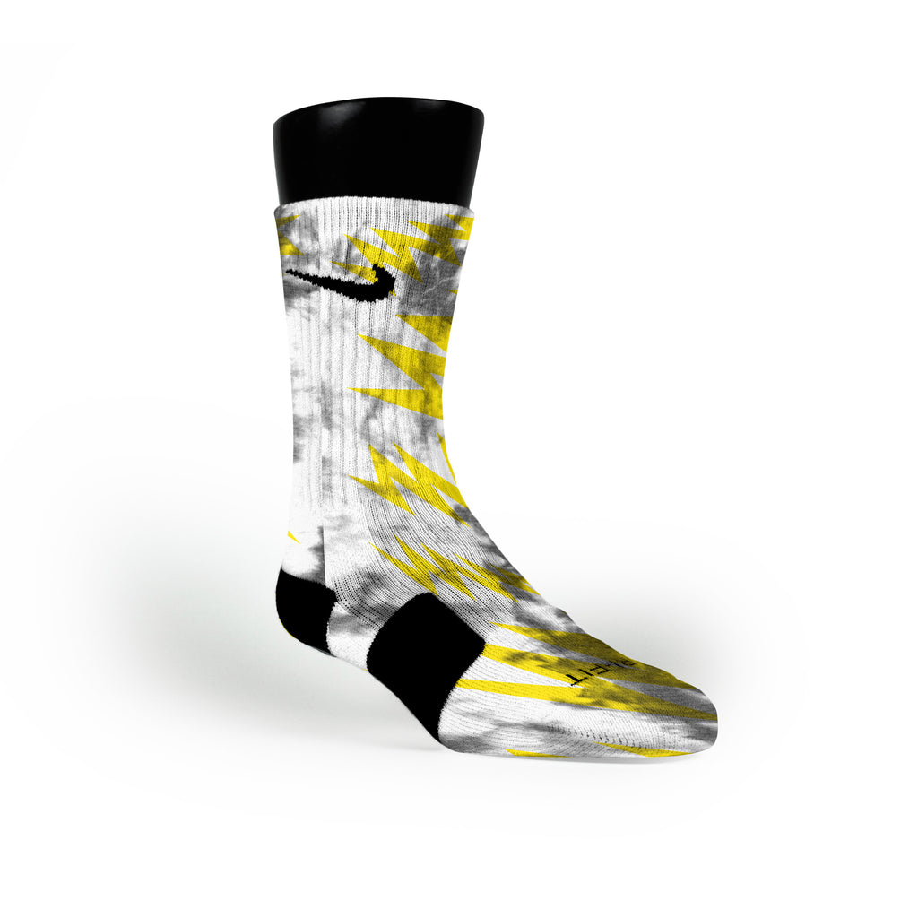 Radioactive Custom Nike Elite Socks