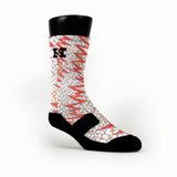 Red Philippines Custom HoopSwagg Socks