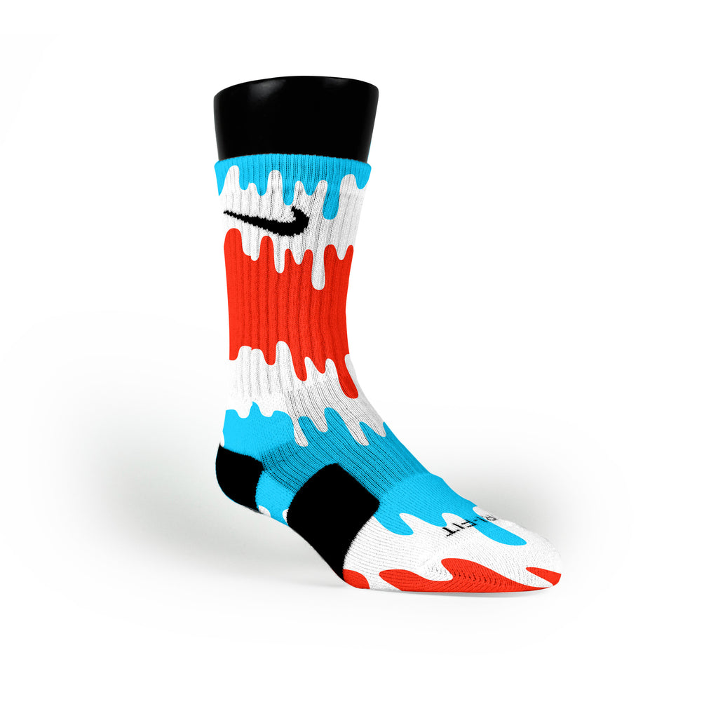 Rocket Pops Custom Nike Elite Socks
