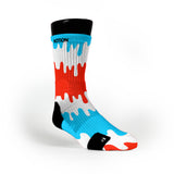 Rocket Pops Custom Notion Socks