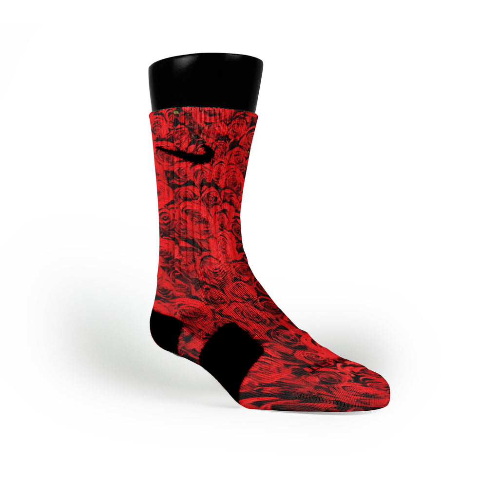 Rose City Custom Nike Elite Socks