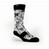 Rose Custom HoopSwagg Socks