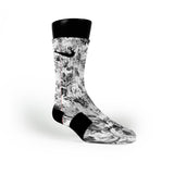Rose Custom Nike Elite Socks