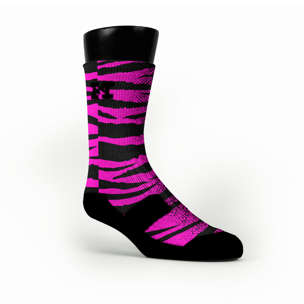 Slashes Custom HoopSwagg Socks