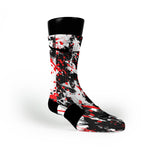 Sneaker Art Custom Nike Elite Socks