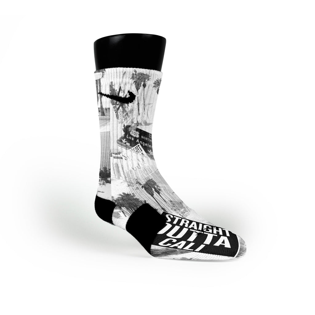 Socali Custom Nike Elite Socks