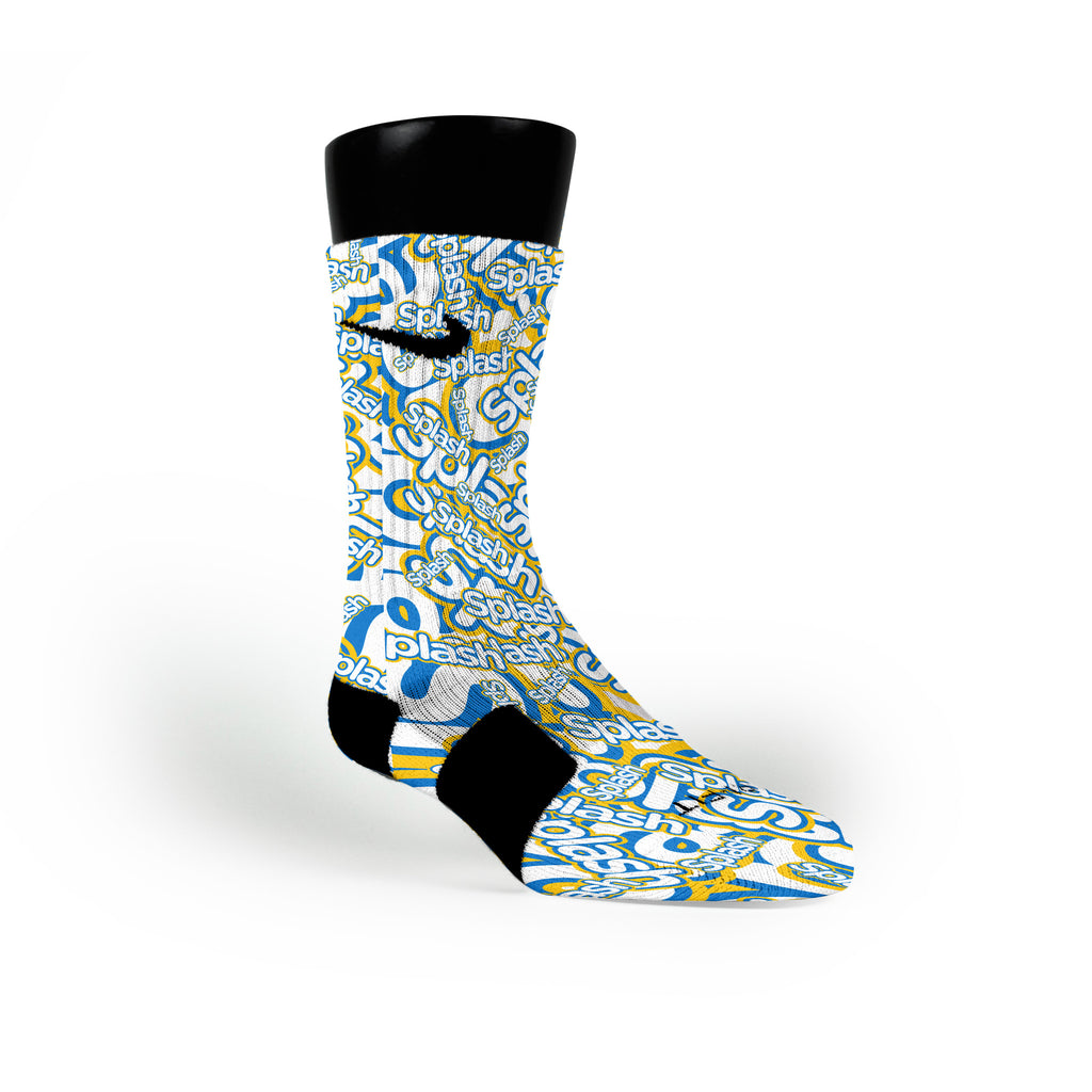 Splash Bros Custom Nike Elite Socks