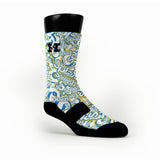 Splash Bros Custom HoopSwagg Socks