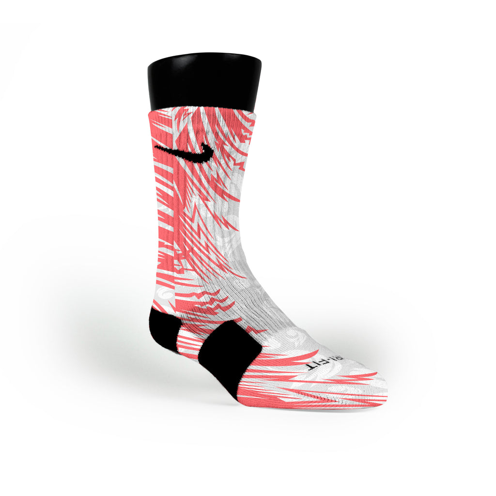 Splinters Custom Nike Elite Socks