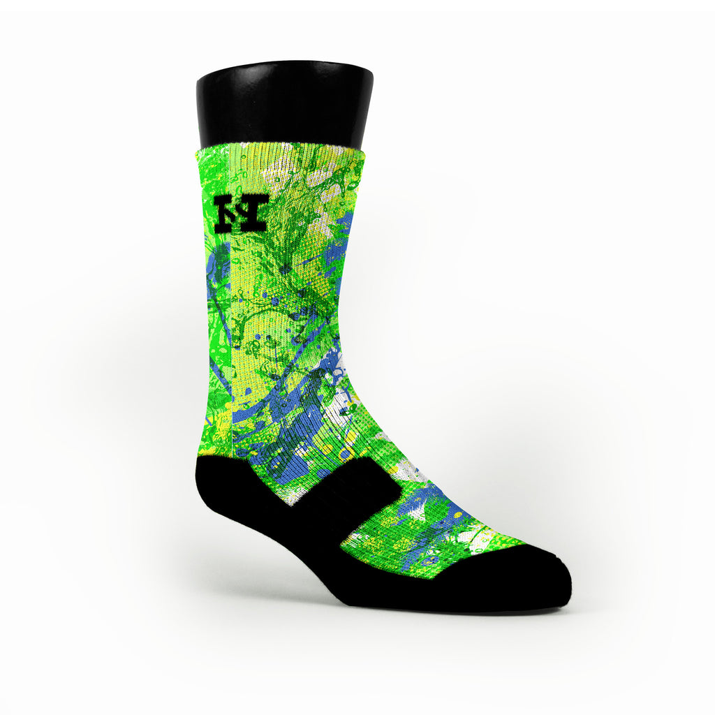 Sprites Custom HoopSwagg Socks