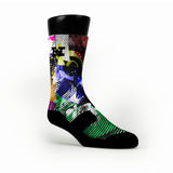 Static Radio Custom HoopSwagg Socks