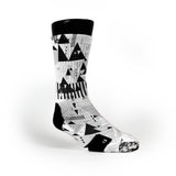 Stormtrooper Custom Notion Socks