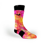 Summer Vibes Custom Nike Elite Socks