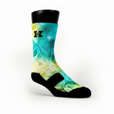 Super Galactic Custom HoopSwagg Socks