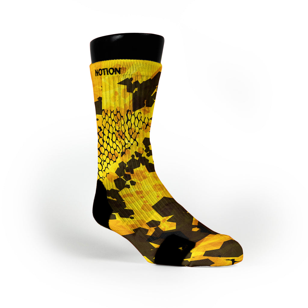 System Custom Notion Socks