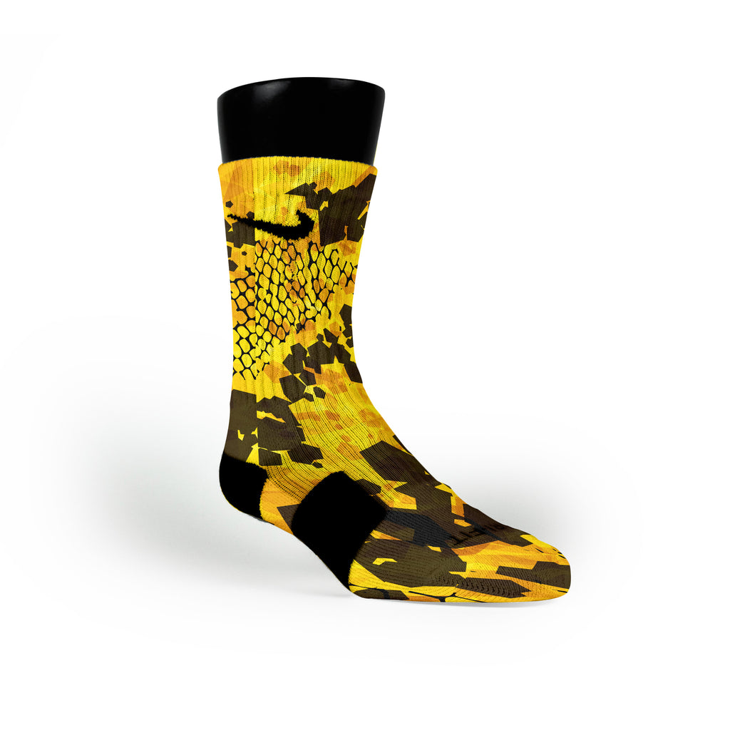 System Custom Nike Elite Socks