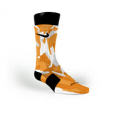 Texas Hardwood Camo Custom Nike Elite Socks