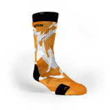 Texas Hardwood Camo Custom Notion Socks