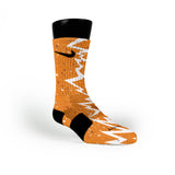 Texas Quakes Custom Nike Elite Socks