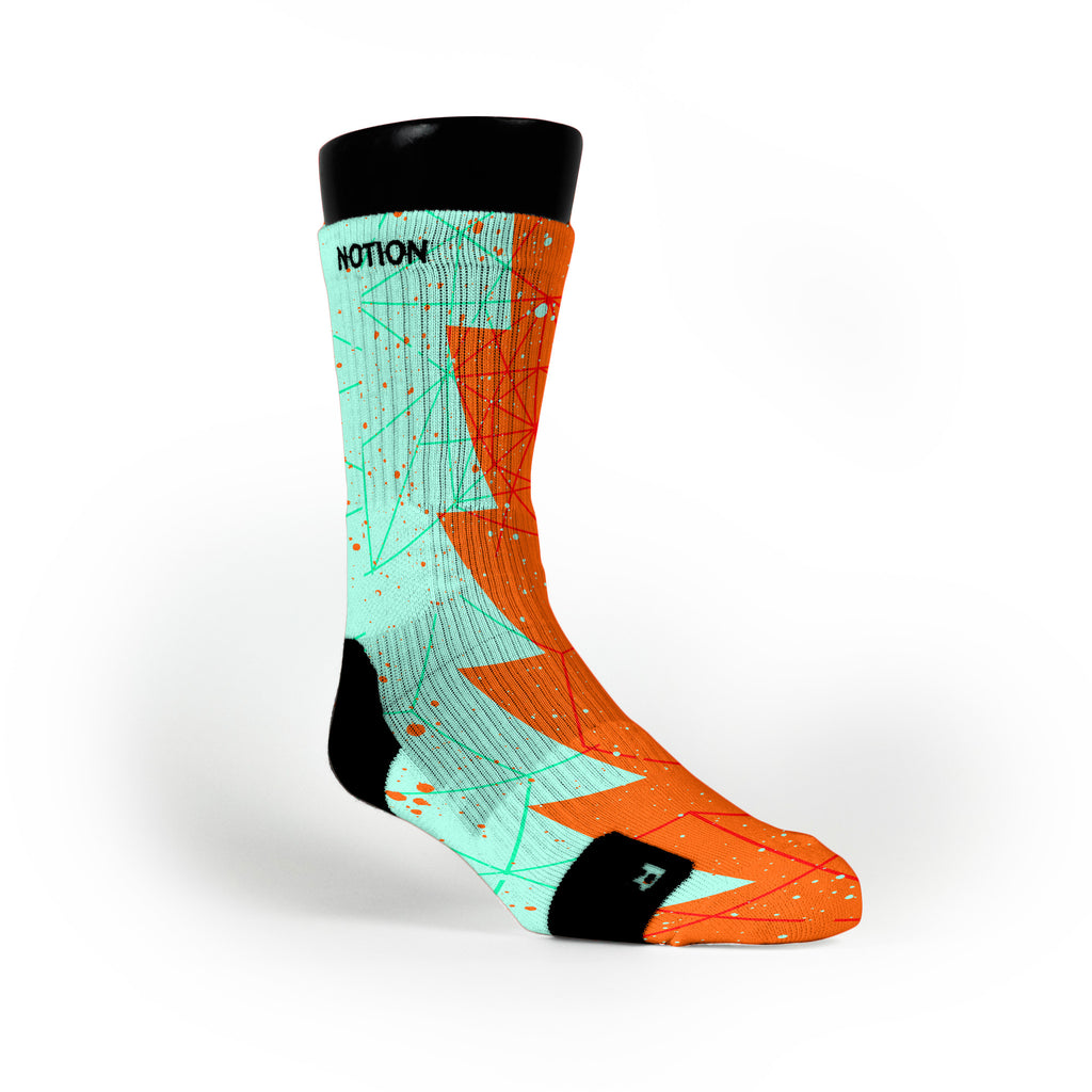 Texas Razor Custom Notion Socks